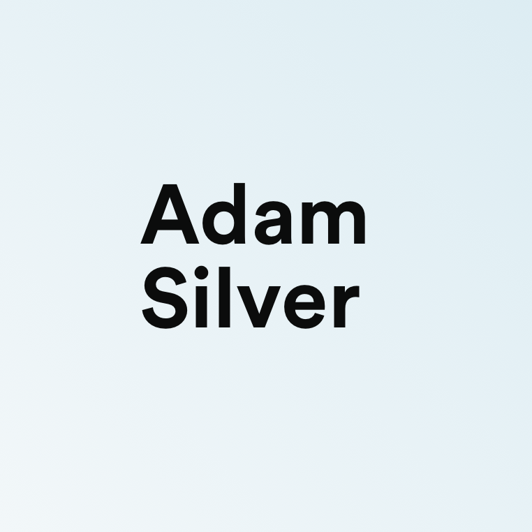 Embracing simplicity by Adam Silver